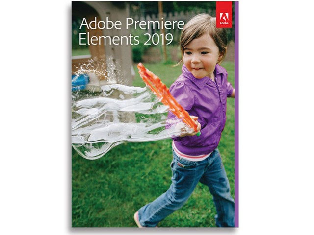 Adobe Premiere Elements 2019 Svenska för Windows