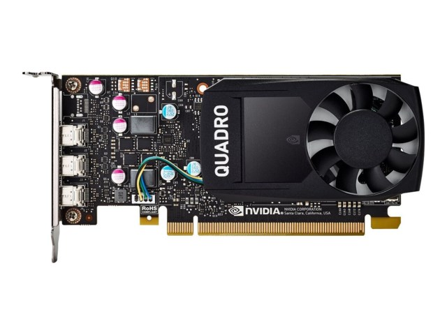 PNY Quadro P400 DVI 2GB PCI Express Low Profile