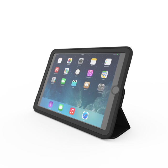"Zagg Rugged Messenger fodral för Ipad 9,7"" 2017 & 2018"