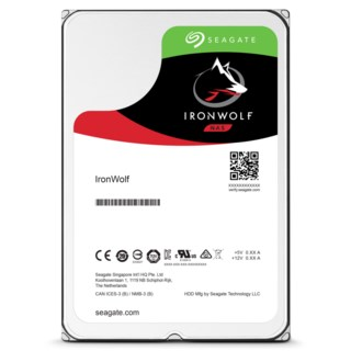 Seagate IronWolf 10TB 7200rpm - ST10000VN0004