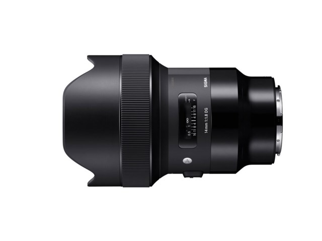 Sigma 14mm f/1,8 DG HSM Art / L-mount