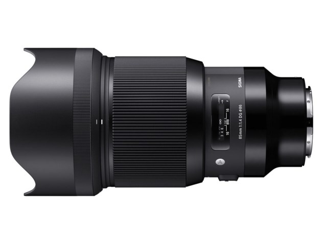 Sigma 85mm f/1,4 DG HSM Art / L-mount
