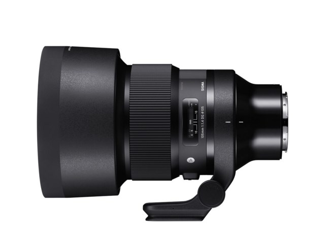 Sigma 105mm f/1,4 DG HSM Art / L-mount