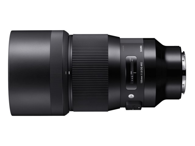 Sigma 135mm f/1,8 DG HSM Art / L-mount
