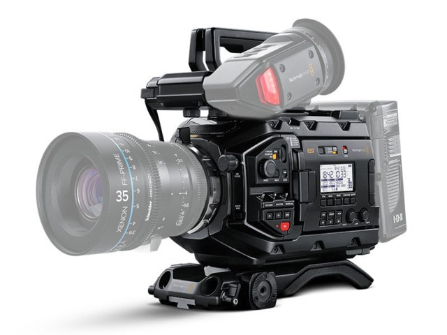Blackmagic Design URSA Mini Pro 4,6K EF G2
