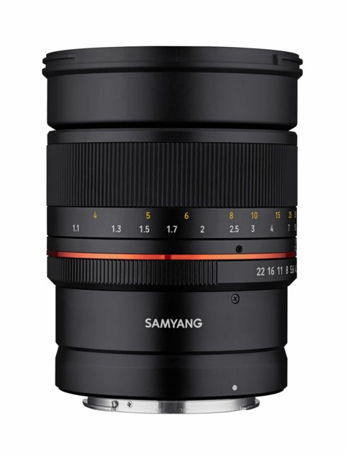 Samyang MF 85mm f/1,4 / Nikon Z