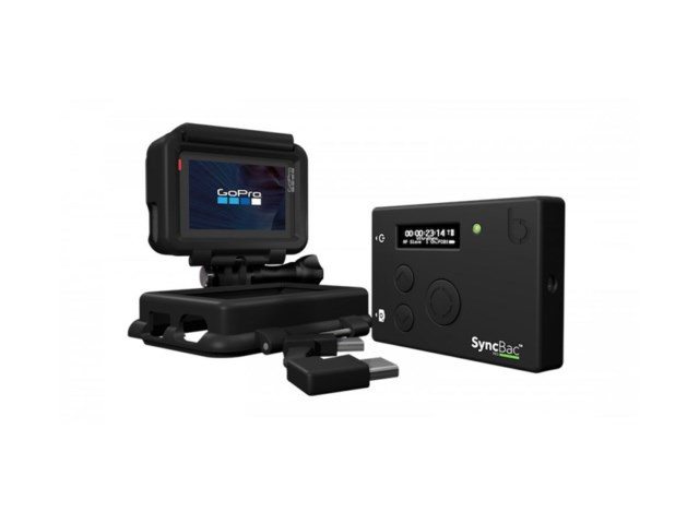 Timecode Systems SyncBac PRO for GoPro HERO5