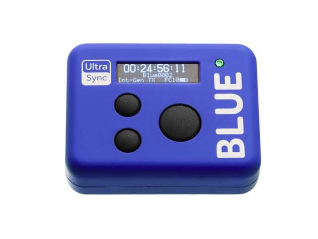 Timecode Systems UltraSync BLUE Sync Solution