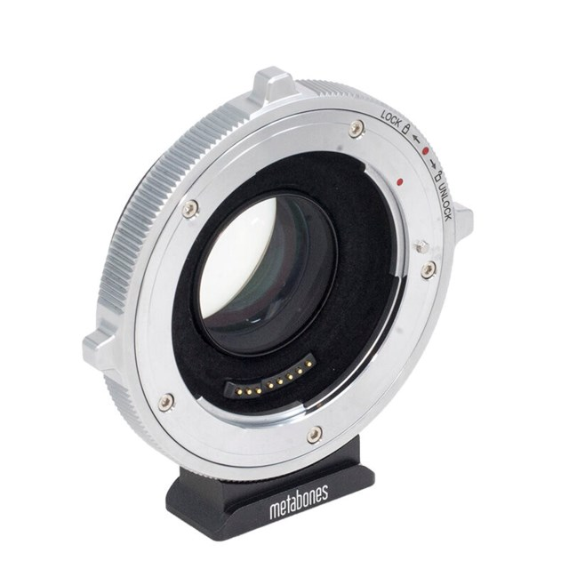 Metabones Canon EF / Micro 4/3 T CINE Speed Booster Ultra 0,71x