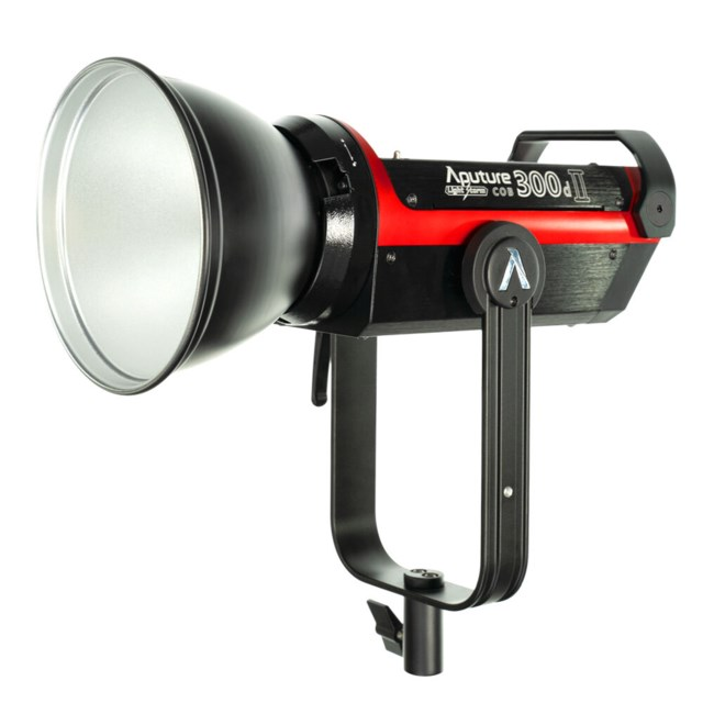 Aputure Light Storm COB 300d II LED-valaistus