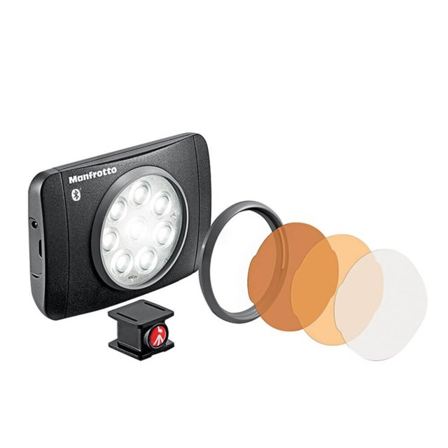 Manfrotto LED-Belysning LUMI 8 BT Bluetooth