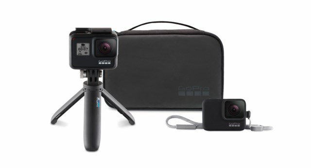 GoPro Hero 7 Black med Travelkit
