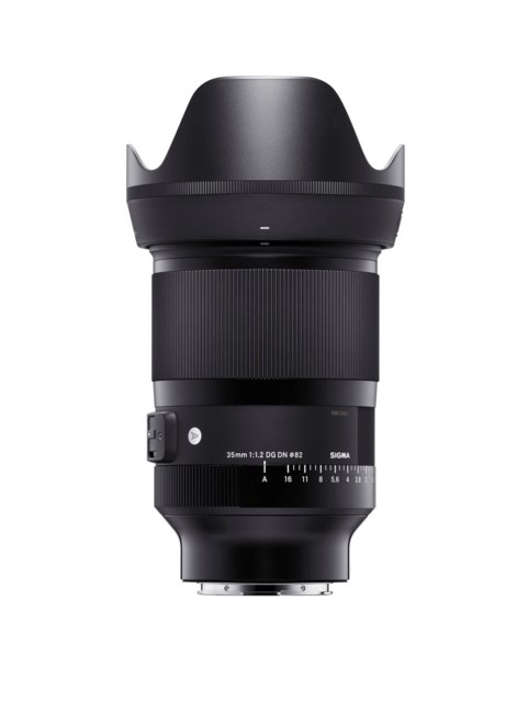 Sigma 35mm F1.2 DG DN Art / L-Mount
