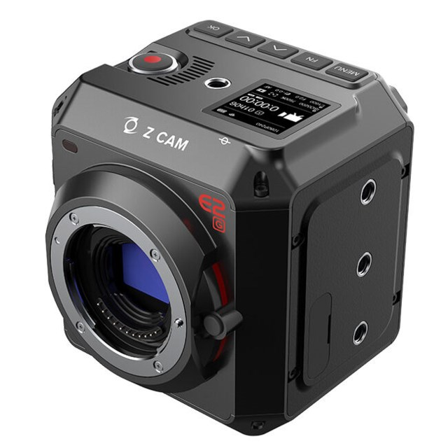 Z CAM E2G Cinema Camera 4K MFT