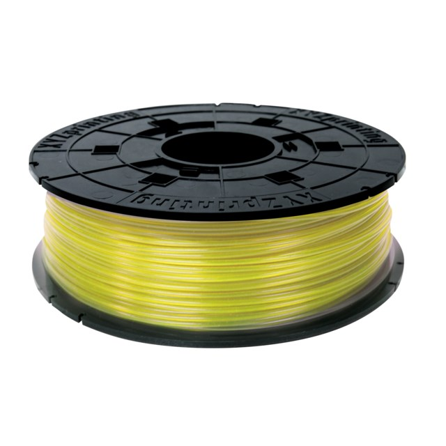 XYZ Yellow PLA filament 600gr 200m