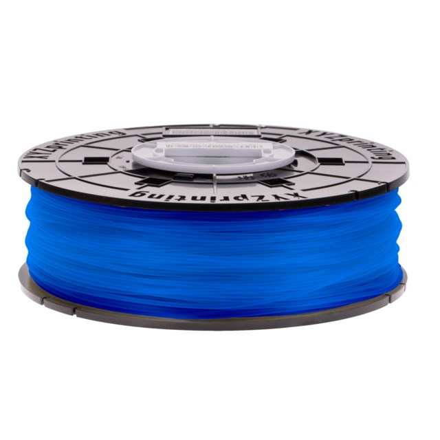 XYZ Clear Blue PLA filament 600gr 200m