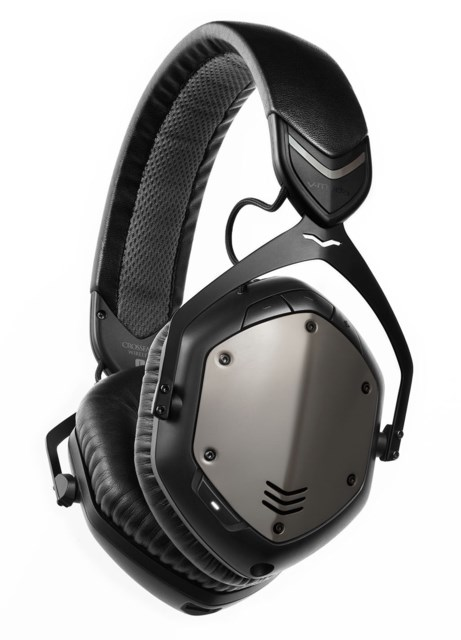 V-Moda Crossfade Wireless On-Ear Gunmetal Black