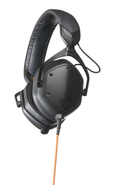 V-Moda Crossfade M-100 Master On-Ear Matte Black