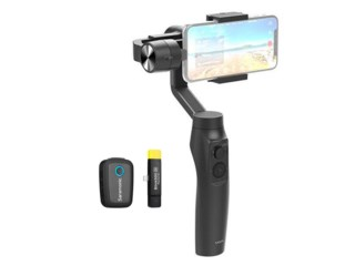 Moza Streamingkit Mini-Mi Gimbal + Saramonic Blink 500 B3