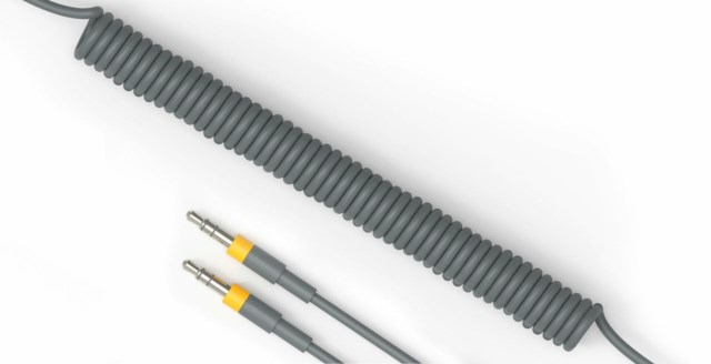 Teenage Engineering Audio cable reg curly long