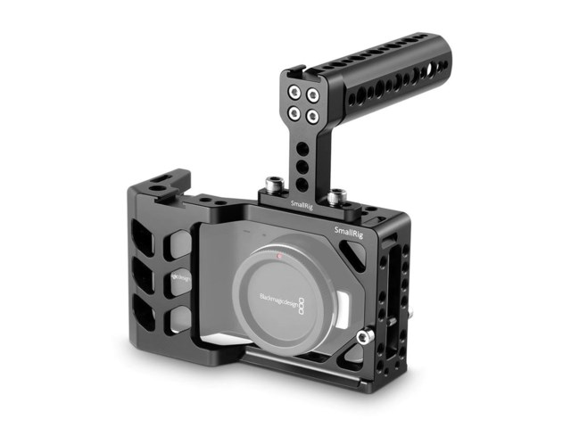 SmallRig Cagekit 1991 för Blackmagic Pocket Cinema Camera