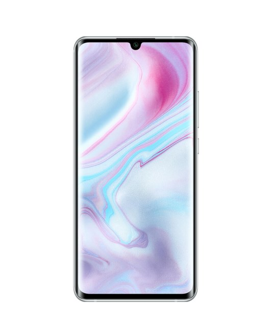 Xiaomi Mi Note 10 128 GB Glacier White