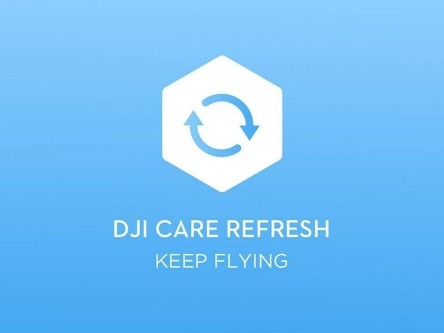 DJI Care refresh 1-year card Mini 2