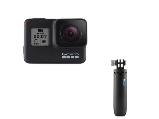 GoPro Hero 7 Black + Shorty