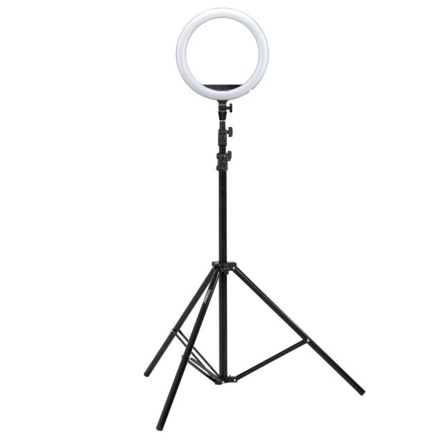 Godox LED-Valaisin Ring Light LR150 + Valaisinjalusta