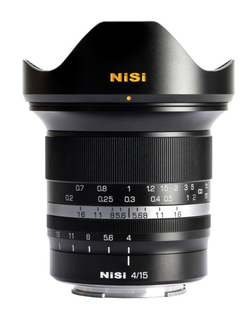 NiSi 15mm F4 Fuji X-Mount