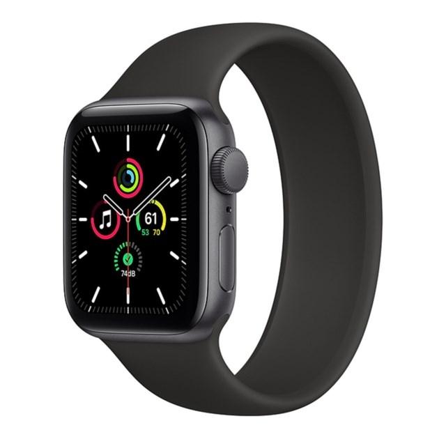 Apple Watch SE GPS 44mm Space Grey Alu