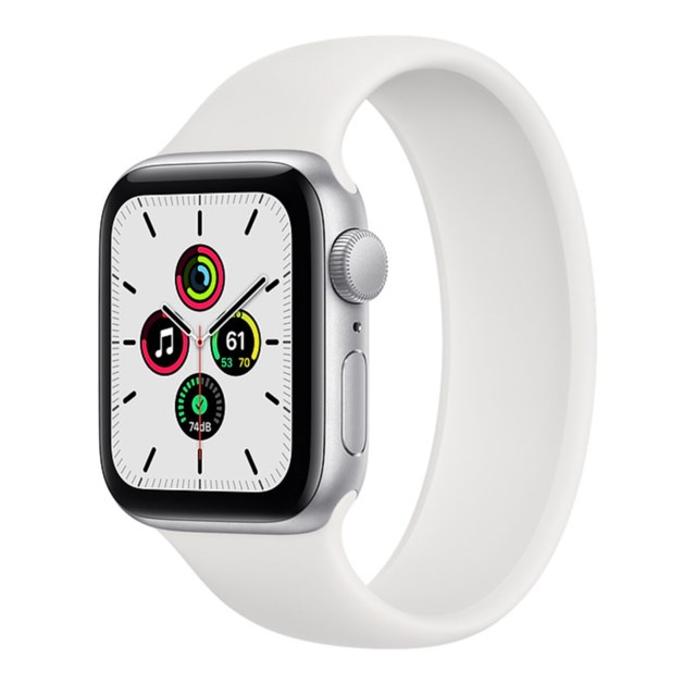 Apple Watch SE GPS 44mm Silver Alu