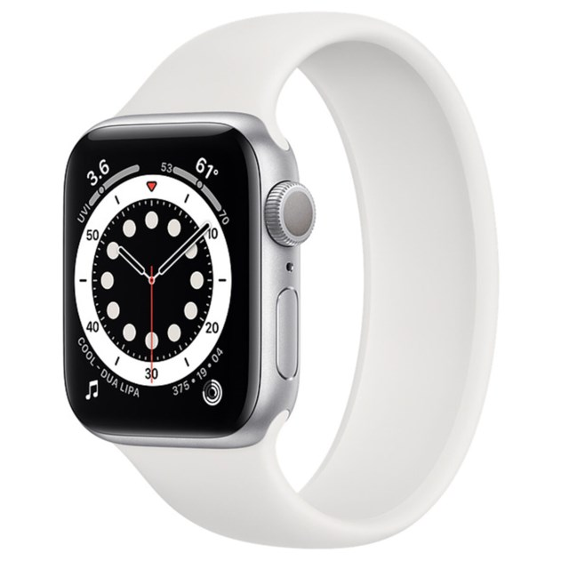 Apple Watch Series 6 4G 44mm Silver Alu