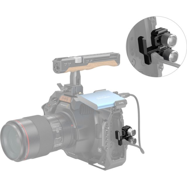 SmallRig 3271 Cable Clamp HDMI & USB-C for BMPCC 6K Pro
