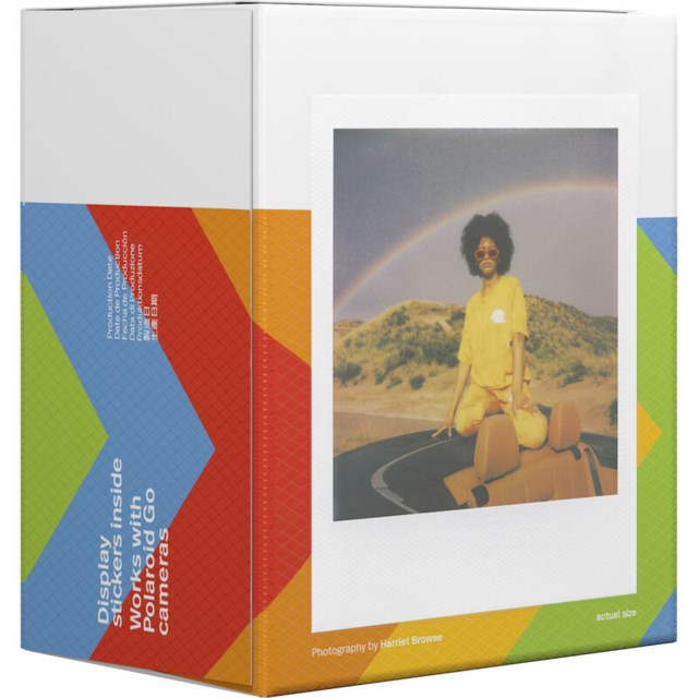 Polaroid Color Go Film Double Pack