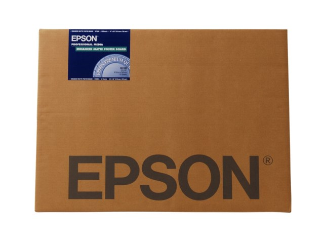Epson A3+ Enhanced Matte Poster Board 20 sivua