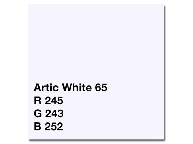 Colorama Tausta Artic White 2,72x11m #65