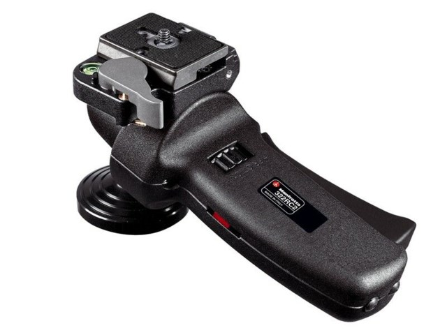Manfrotto Pallonivel 322RC2 Grip action
