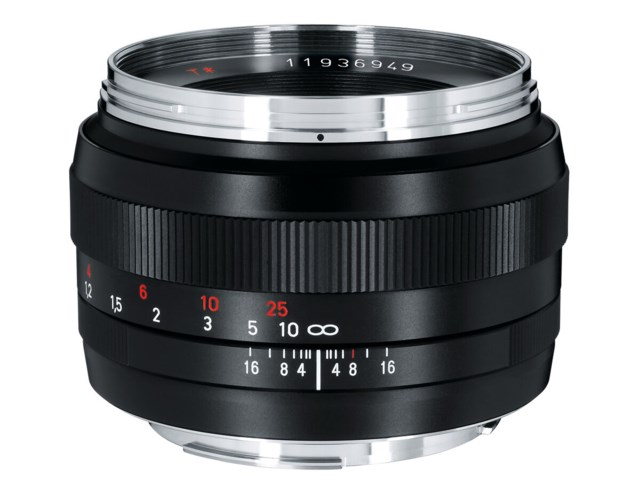 Zeiss Planar T* 50mm f/1,4 Canon EF:lle