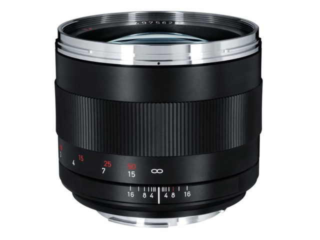 Zeiss Planar T* 85mm f/1,4 Canon EF:lle
