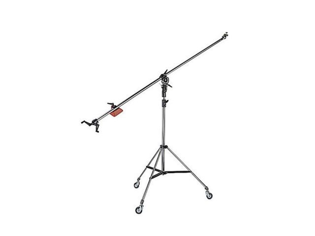 Manfrotto Super boom 025BS jalustalla