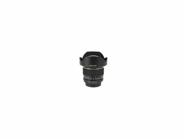 Samyang 14mm f/2,8 IF ED UMC Aspherical Sony soveltuva