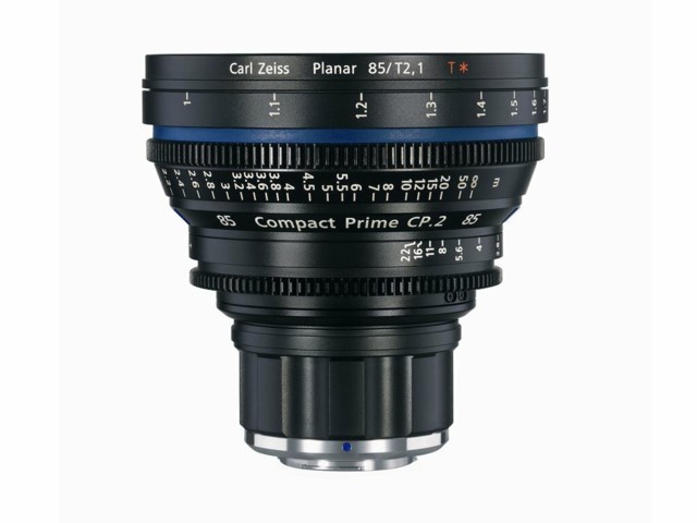 Zeiss Compact Prime CP.2 85mm T2.1 Canon EF-mount