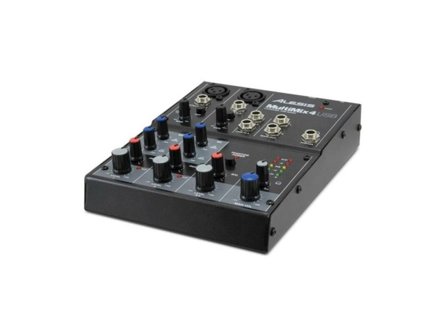 Alesis Mikseri Multimix 4 USB