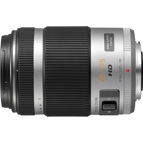 Panasonic Lumix G X Vario PZ 45-175mm f/4,0-5,6 ASPH Power