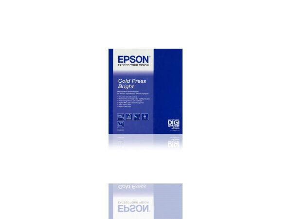 "Epson Cold Press Natural Rulle 44"" x 15,2m 340gr"