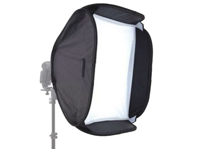 Lastolite Softbox Joe McNally Ezybox Hotshoe 54x54cm