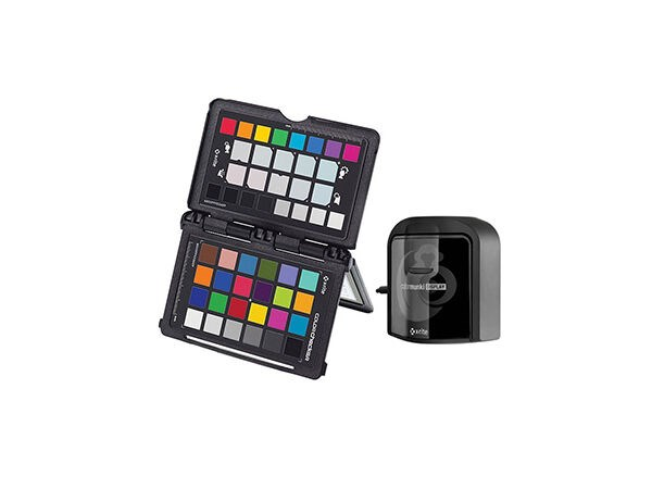 X-rite Colorchecker Passport + ColorMunki Display