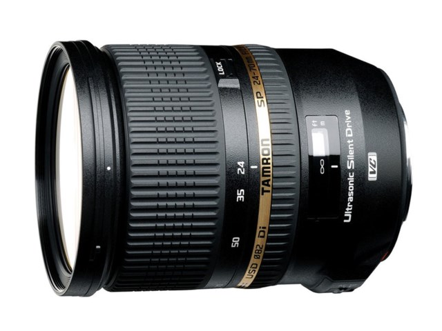 Tamron SP 24-70mm f/2,8 Di USD / Sony