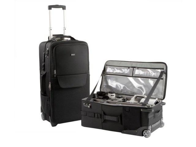 Think Tank Laukku Logistics Manager rolling case